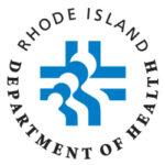RI Department of Health logo